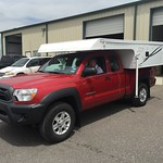 "Tacoma with Custom Phoenix Pop Up Camper <a style=""margin-left:10px; font-size:0.8em;"" href=""http://www.flickr.com/photos/51455468@N04/26000492435/"" target=""_blank"">@flickr</a>"