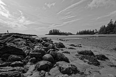Schooner Cove 7 (bichane) Tags: park west beach coast rocks bc pacific cove britishcolumbia rocky vancouverisland national shore tofino rim schooner