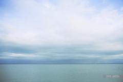 BalaTONE (janoskadavid) Tags: blue sky cloud lake david water clouds strand canon landscape eos hungary outdoor horizon wide calm fisheye shore 5d f28 balaton felhő horizont tó magyarország wideangel tájkép 14mm kék samyang víz balatonalmádi 12mp walimexpro janoska valimex janoskadavid