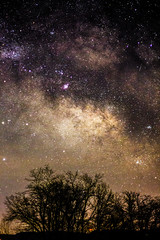 Galactic Center (Troy A. Snead) Tags: nightphotography canon stars galaxy astrophotography astronomy nightshots nightsky starrynight stargazing milkyway astrophotos 50mmlens milkywaygalaxy galacticcenter astroscape canont5i milkwayseason normalvillepa