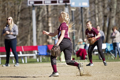IMG_9245eFB (Kiwibrit - *Michelle*) Tags: school girls game sports team mms maine monmouth softball middle 2016 halldale 042816