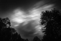 Moving Clouds (hal.cook777) Tags: blackandwhite bw usa sc clouds timelapse mauldin movingclouds
