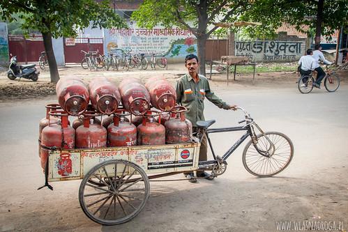 Uliczki Kanpur