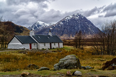 Black Rock Cottage (jh4cus) Tags: glencoe etive mhor