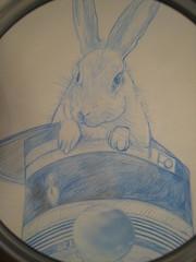 Gendarmery (mc1984) Tags: rabbit mc1984 gendarmery