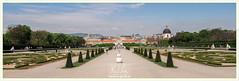 Belvederegarten Wien | 2016-04 (Brigitte Rieser) Tags: vienna wien austria topiary historic belvedere belvederepark baroque barock vienne 1040 historique historisch barockgarten formschnitt belvederegarten unteresbelvedere sonnwendviertel