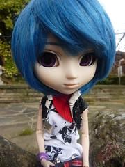 Zell (.PoisonedDeath.) Tags: doll planning groove pullip rei jun zell evangelion ayanami ayanamirei zella rechipped