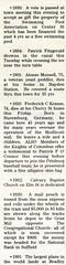 2016-03-11 - MICKEY DANYLUK - THIS WEEK IN WINDSOR LOCKS HISTORY - 02 (JERRY DOUGHERTY'S CONNECTICUT) Tags: connecticut ct mailpouch 1991 1910 1962 oconnor 1920 fitzgerald 1930 krauss 1894 1901 windsorlocks congregationalchurch calvarybaptistchurch munsell largestplane windsorlockslibraryhistorygroup mickeydanyluk windsorlocksjournal wllhg medlicottmill swimmingpoolassociation