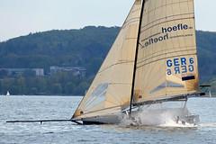 _DSF3943 (Frank Reger) Tags: bayern regatta skiff segeln segelboot 18ftammersee