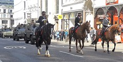household cavalry mounted regiment-freedom of the city of london parade /20/04/2016/ (philipbisset275) Tags: city london freedom unitedkingdom parade cityoflondon centrallondon englandgreatbritain householdcavalrymountedregiment 20042016