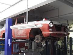 Humber Hawk Estate Car (Nicholas1963) Tags: club utrecht nederland rob rootes arijansen