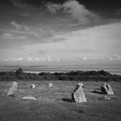 Birkrigg Stone Circle, Nr. Bardsea, Cumbria (Grangefirth) Tags: camera cumbria solway stonecircle iphone6 hipstamatic contemporaryartssociety photoforge2 snapseed phototoaster grangefirth blackkeysextrafine ipadair clhipadbatch