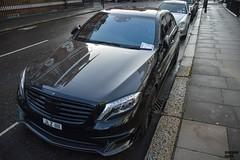 1000hp S-Klasse (Beyond Speed) Tags: black london mercedes tuning amg supercars v12 mansory