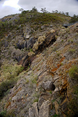 Lesmurdie Falls (Macr1) Tags: camera copyright lens outdoors waterfall day cloudy sony australia location wa geography 5100 aus westernaustralia conditions lesmurdiefalls forrestfield markmcintosh selp1650 macr237gmailcom sonyepz1650mmf3556oss 5100 markmcintosh ilce5100 sonyilce5100 sony5100 sony5100