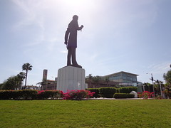 Tijuana, Mexico (Tijuana, Baja California, Mexico since2007) Tags: mexico bajacalifornia tijuana tijuanamexico statueofabrahamlincoln statueofabrahamlincolnintijuana