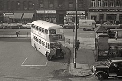 Waiting for the off (Lost-Albion) Tags: glasgow alexander daimler 1960 d41 stenoch fys469