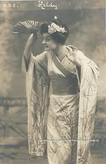 HELDY, Fanny, Madame Butterfly (Operabilia) Tags: goldenage opra claudepascalperna