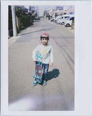 (bobby stokes) Tags: film skateboard instant fujifilm analogue instax fujicolor sk8trboi fujifilminstax instaxwide