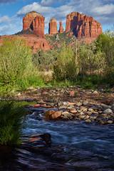 Cathedral Rock scene (another_scotsman) Tags: arizona landscape sedona oakcreek redrockcrossing