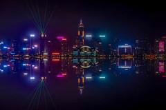 Symphony of Lights, Hong Kong (kenntcl) Tags: hongkong nikon avenueofstars 2470mm symphonyoflights d810