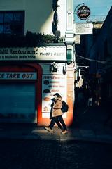 sunny side (gabor images) Tags: street city ireland urban dublin streetphotography fujifilm streetpics streetsofdublin colourstreetphotography gaborimages fujix100t