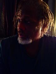 Isaac: Artist, community worker & world citizen (jebersohn1) Tags: friends light portrait man male art dreadlocks portraits freedom friend artist kodak creative wise caribbean reggae marley rasta dreadlock bobmarley mankind rastafarian