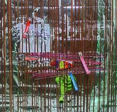 """""""Merry Xmas and Happy Birthday"""" """"Frohe Weihnachten sowie Alles Gute zum Geburtstag wünscht Dir Gloria"""" Diary Tapestry Tagebuch Teppich Tapisserie Tagebuch 3. Jänner 2016 (hedbavny) Tags: vienna wien birthday winter red white green rot kitchen writing silver weihnachten austria mirror design österreich sylvester nacht assemblage spiegel diary balloon tapis warp geburtstag tape improvisation gift envelope present letter grün küche mailart weaver geschenk tagebuch silvester neujahr weber loom tapestry teppich handwerk feuerwerk fund silber kette pagode jahreswechsel webstuhl luftballon tapiz werkstatt tapisserie graphology fontäne handschrift weis arbeitsraum glückwunschkarte aufzeichnung kuvert tonband maigrün weavingloom bildwirkerei bildteppich teppichweber hedbavny ingridhedbavny grafologie tapistura"""