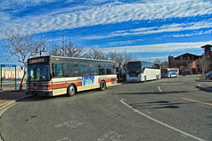 2016_02_03 Amtrak Martinez CA_36 (Walt Barnes) Tags: street city sky urban cloud bus canon eos scenery streetscene scene calif amtrak transportation vehicle passenger gillig martinez prevost canon60d countyconnection trideltatransit canoneos60d wdbones99 wdbones