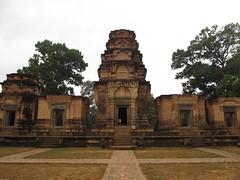 """Angkor: le temple Prasat Kravan <a style=""""margin-left:10px; font-size:0.8em;"""" href=""""http://www.flickr.com/photos/127723101@N04/24213421681/"""" target=""""_blank"""">@flickr</a>"""