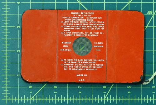 survival bushcraft signalmirror malcolmmurray emergencysignalingmirror signalingmirror malcolmgmurray
