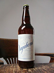 Le Vagabond (knightbefore_99) Tags: canada west art beer french real coast bottle bc drink cerveza ale craft strong local camra hops pivo malt saison levagabond