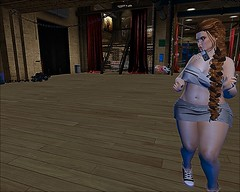 Lets Go Clubbin_002 (PlumpRoad) Tags: life cute fashion fat bbw linden secondlife labs second lindenlabs