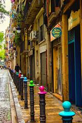 Barcelona (mikederrico69) Tags: street city building spain europe barselona