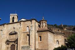 Parroquia de Santa Mara de los Sagrados Corporales (pilimm21) Tags: saragossa daroca campanars esglsies pilimm21