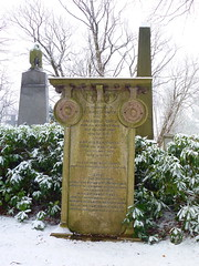 WOODSIDE SNOW STONES January 16th 2015 (23) (dddoc1965) Tags: family snow cemetery june born march eric shoot day photographer elizabeth martha 1st january 21st may august william september peter april 1912 11th february guards coats 9th paisley 16th 1928 13th woodside 1840 24th 23rd mckenzie kerr scots died bertha 1913 22nd hodges archibald hodge 1870 lieutenant 1898 1866 1845 2016 davidcameron dddoc positivepaisley thespiritofscotlandremembranceproject