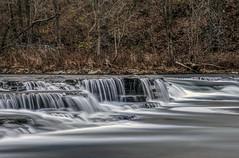 Silver Creek Water Fall in Kentucky (Klaus Ficker) Tags: longexposure usa canon waterfall kentucky silvercreek eos5dmarkii kentuckyphotography silvercreekwaterfall klausficker