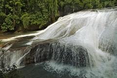 Water Rush (elhawk) Tags: mexico waterfall chiapas cascadas robertobarrios