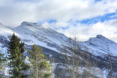 2016 - 0124 iMG-H_25 Mount Rundle (PIPIQ) Tags: canada ab alberta mountrundle banffnationalpark mtrundle  2016    banffupperhotsprings        gmt7