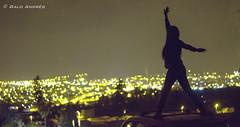 Tamita and Riobamba lights (Galo Andrés) Tags: