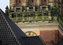 Rathausturm (03) (Rdiger Stehn) Tags: germany deutschland europa rathaus bauwerk gebude kiel schleswigholstein 2000s norddeutschland altesrathaus 2016 mitteleuropa rathausturm profanbau 2000er kielvorstadt