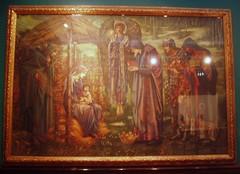 The Mystic Star (Aidan McRae Thomson) Tags: museum painting birmingham artgallery westmidlands preraphaelite burnejones bmag
