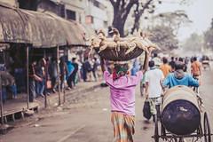 The Medusa 1 (Md. Shujon Alam) Tags: portrait 50mm duck nikon locals sony 14 dhaka non medusa bangladesh ai traders farmgate a6000 ghechubokbok mdshujonalam