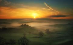 Belvedere at dawn (Fabrizio Massetti) Tags: italy sun sunrise dawn italia tuscany siena pienza toscana phaseone sanquirico iq180