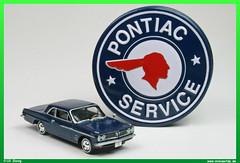 1963 Pontiac Tempest LeMans 1/87 (uslovig) Tags: auto car logo 1 model peter rings mans le service pontiac kit resin ho tempest 187 magnet modell lemans built 87 rpm 1963 modellbau h0 blechschild bausatz 87rpm