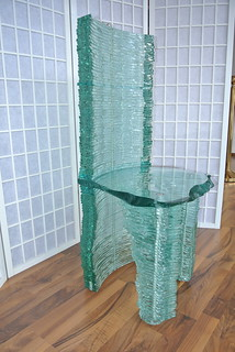 danny lane glas chair