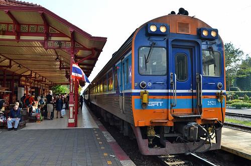 SRT APD 20 - Hua Hin Train Station
