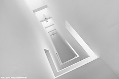 MMK III (rolleckphotographie) Tags: museum architecture blackwhite frankfurt sony minimal architektur minimalism schwarzweiss mmk kunstmuseum slta65v rolleck rolleckphotographie
