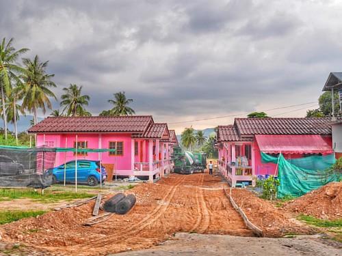 S A M U I #kohsamui #thailand #vacay #goodlife #pool #wanderlust #amazingthailand #amzthld #vsco #vscocam #pink