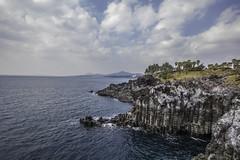 IMG_7253 (digitalarch) Tags: 바다 제주도 주상절리