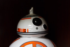 Everyone needs a BB Droid! (geekknot) Tags: starwars 365 droid bb8